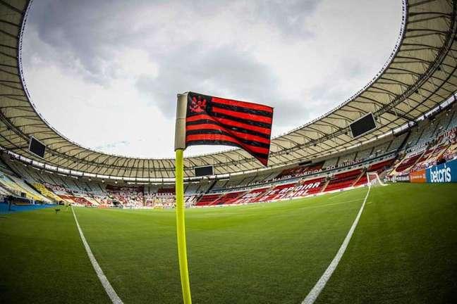 Maracanã será palco do jogo entre Flamengo e Juventude, nesta quarta, às 19h (Foto: Alexandre Vidal / Flamengo)