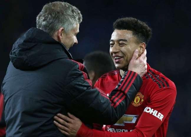 Lingard pode deixar o Manchester United nos próximos meses (Foto: Reprodução/MUFC)