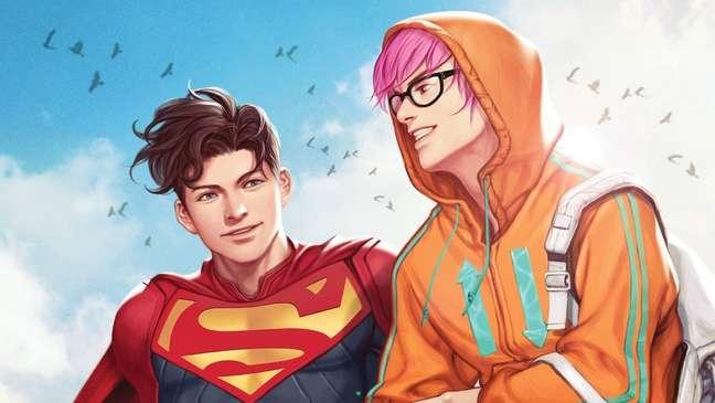 Super-homem bissexual