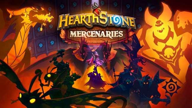Hearthstone Mercenários