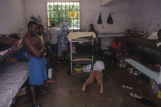 País mais pobre das Américas, o Haiti tem o pior índice de superlotação carcerária