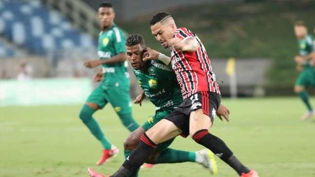São Paulo é o segundo time com mais empates no Campeonato Brasileiro (Foto: AssCom Dourado)