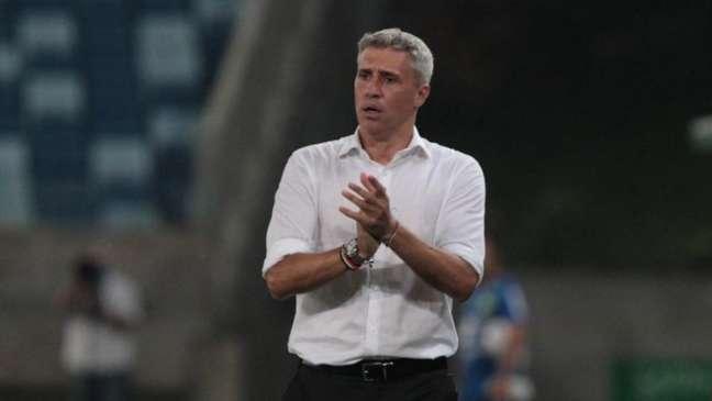 Crespo tem confiança em recuperação do São Paulo no Brasileiro (Foto: Rubens Chiri / saopaulofc.net)