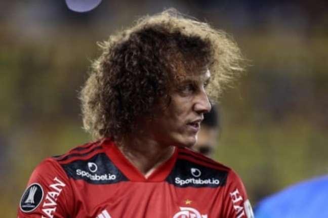David Luiz soma dois jogos pelo Flamengo (Foto: FRANKLIN JACOME / POOL / AFP)