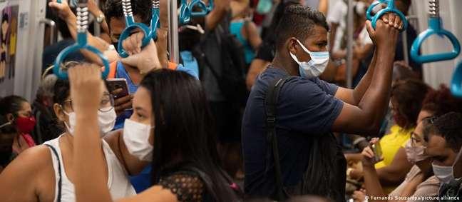 Brasil tem a sexta maior taxa de mortalidade do mundo