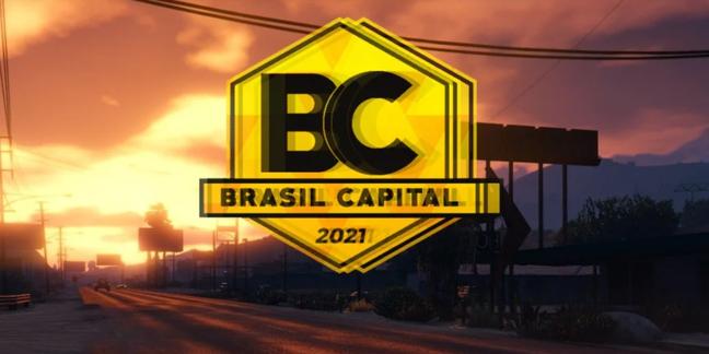 Brasil Capital é um dos principais servidores brasileiros de GTA V RP