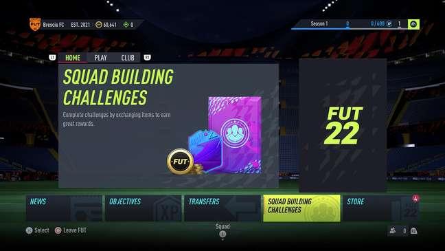 DME em FIFA 22