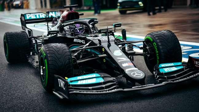 A FIA negou qualquer irregularidade do motor Mercedes