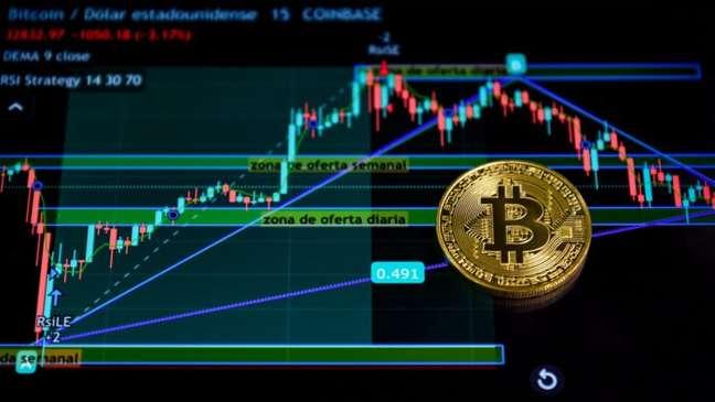 Bitcoin está sujeito a altas variações de valor