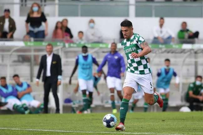 André Luis é destaque do Moreirense (Foto: Divulgação / Moreirense)