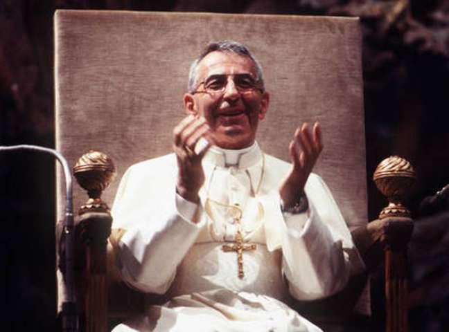 Albino Luciani comandou a Igreja Católica por apenas 33 dias