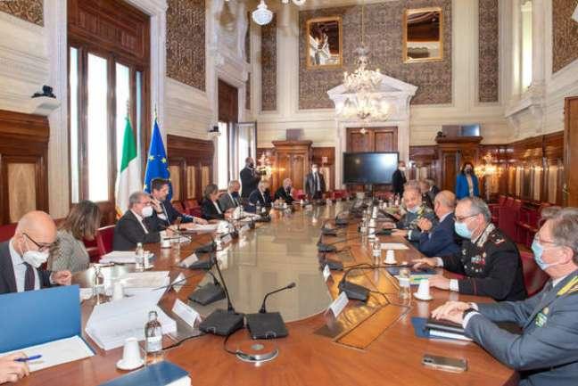 Medida foi decidida durante reunião do ministério do Interior