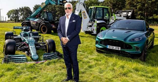 Lawrence Stroll promete ganhar um título mundial com a Aston Martin em até 5 anos