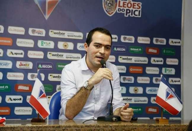 Marcelo é presidente do Leão desde 2017 (Divulgação)