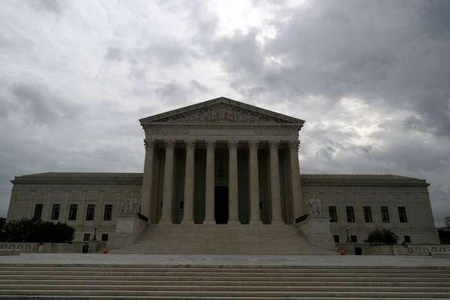Prédio da Suprema Corte dos Estados Unidos em Washington 01/09/2021 REUTERS/Tom Brenner