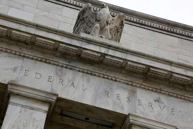 Fachada do Federal Reserve, em Washington 31/07/2013 REUTERS/Jonathan Ernst