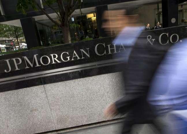JP Morgan em Manhattan, Nova York 20/10/2015 REUTERS/Mike Segar