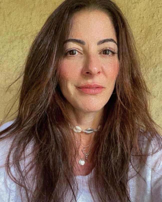 Ana Paula Padrão, jornalista e apresentadora do 'MasterChef Brasil'