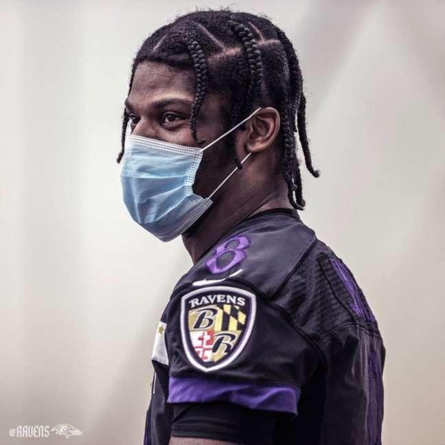 (Reprodução/Baltimore Ravens)