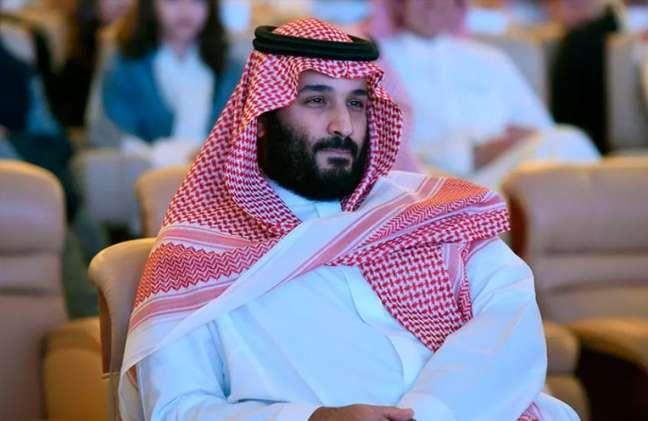 Mohammed bin Salman é o líder por trás do Fundode Investimentos Públicos da Arábia Saudita, o PIF (Foto: AFP)