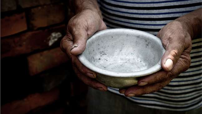 Aumento da fome no Brasil: 19 milhões de brasileiros estão em situação de fome