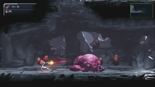 Metroid Dread adota progressão lateral