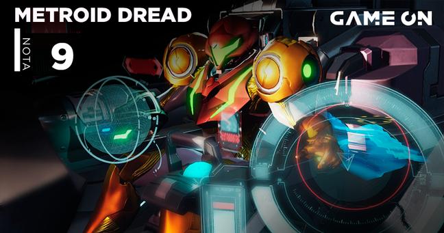 Metroid Dread - Nota 9