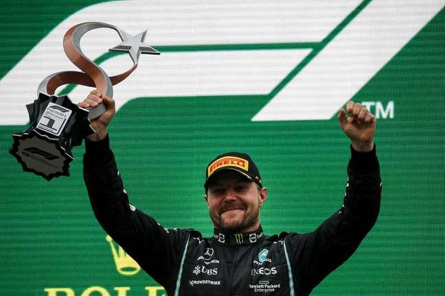 Valtteri Bottas não será excluído de nada dentro da Mercedes