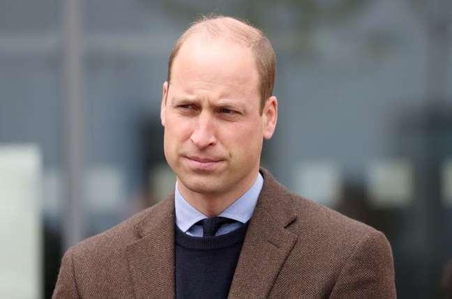Príncipe britânico William em Kirkwall, na Escócia 25/05/2021 Chris Jackson/Pool via REUTERS
