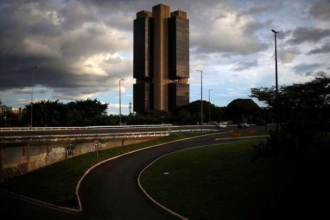 Visão geral da sede do Banco Central em Brasília20/03/2020REUTERS/Adriano Machado