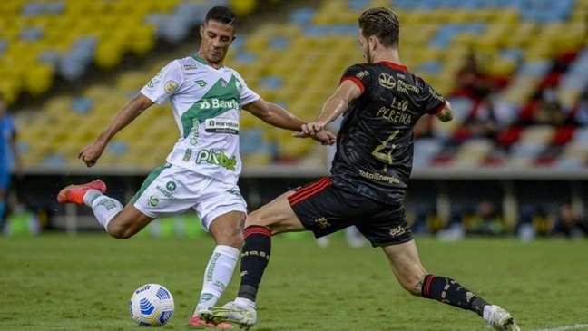 Juventude foi superado pelo Fla (Alexandre Vidal/ Flamengo)