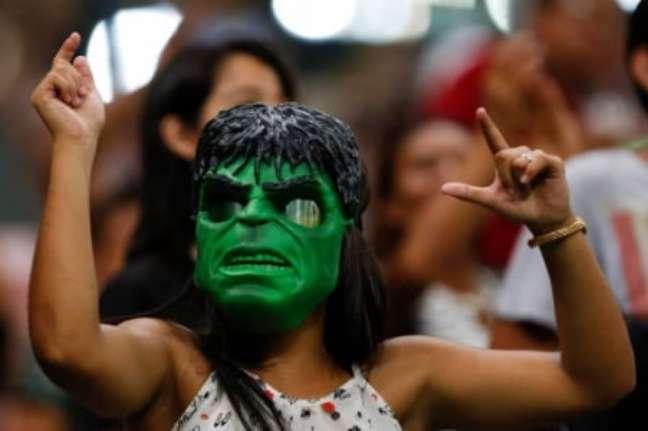 Torcida encheu estádios para ver o Iranduba (Foto: Divulgação)