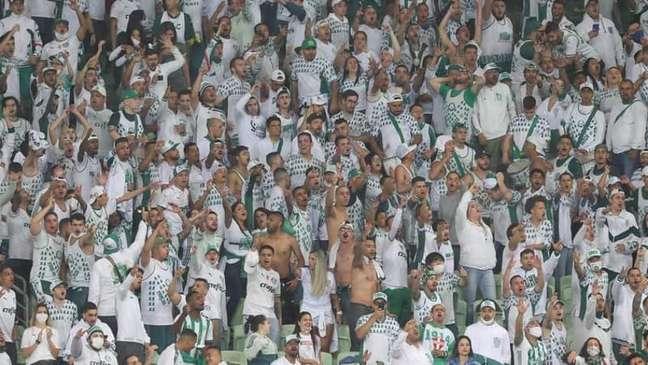 (FOTO: Divulgação/Palmeiras)