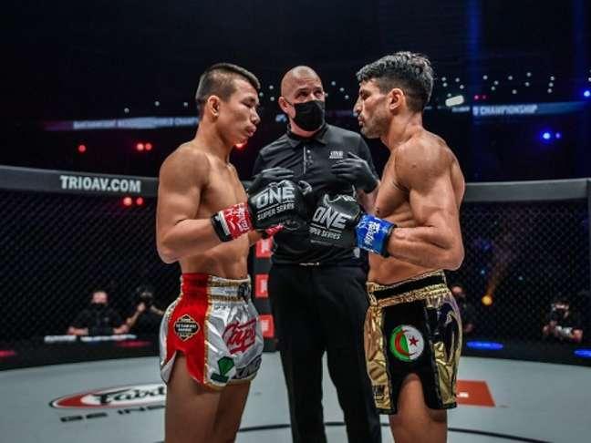 Disputa de cinturão no Kickboxing será atração no RedeTV! Extreme Fighting (Foto: Divulgação/ONE Championship)