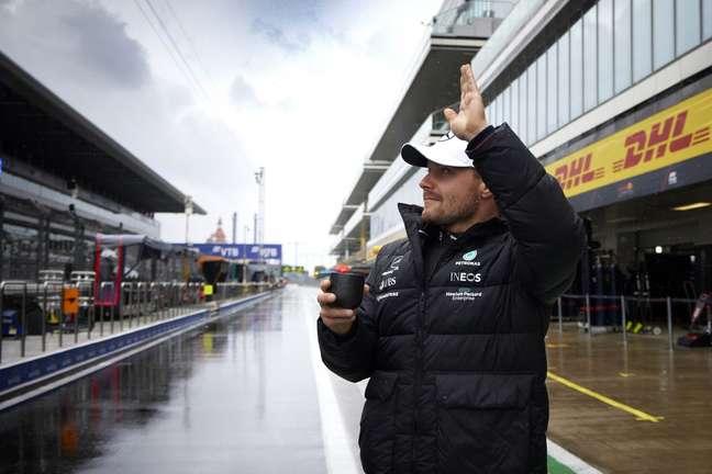 Valtteri Bottas está perto de deixar a Mercedes rumo à Alfa Romeo