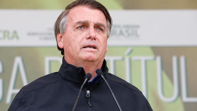 Bolsonaro já repetiu diversas vezes que não pretende se vacinar contra a covid-19
