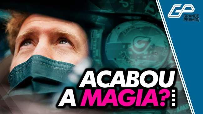 Sebastian Vettel é o tema de PH Marum e Ana Paula Cerveira no GP às 10