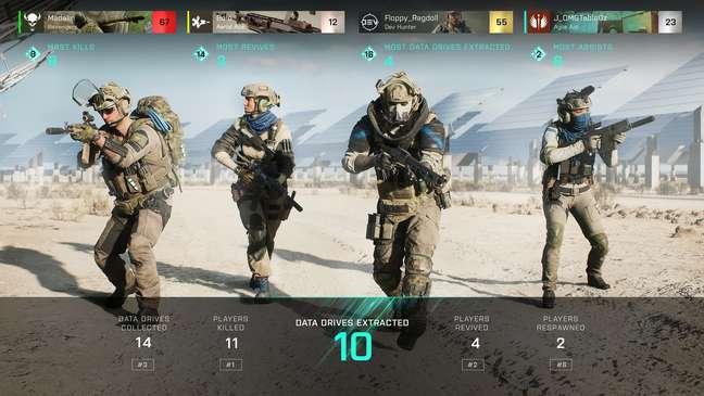 Jogo de guerra será lançado em 19 de novembro