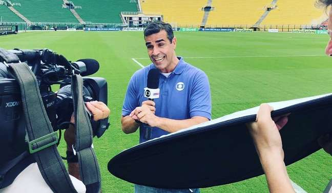 Alexandre Oliveira foi demitido da Globo após 15 anos