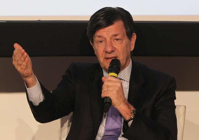 Banqueiro Roberto Setubal