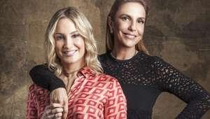 Ivete Sangalo diz que Claudia Leitte é a 'rainha dos áudios'
