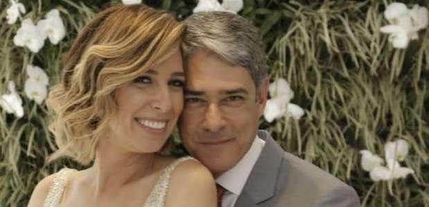 Vestido de noiva de esposa de Bonner ficou pronto em 2 meses