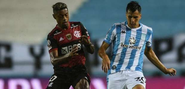 Flamengo empata com o Racing e volta ao Brasil com vantagem