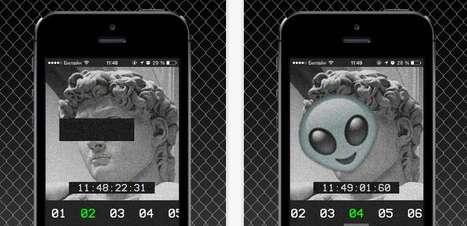 """Novo aplicativo """"antisselfie"""" quer mudar autorretratos"""