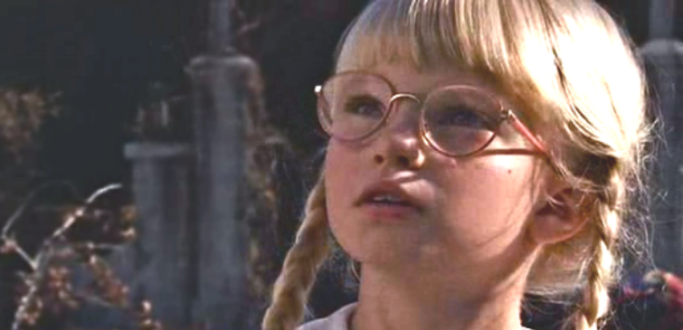 ¿Qué fue de... Amanda Thripp, la niña de las trenzas en ...