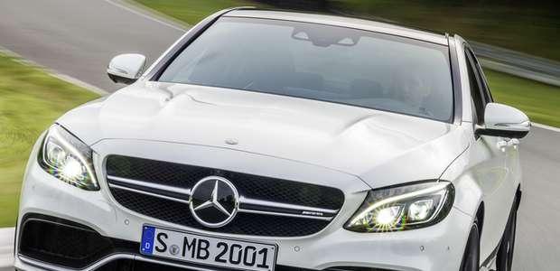 Mercedes-AMG C63 2015