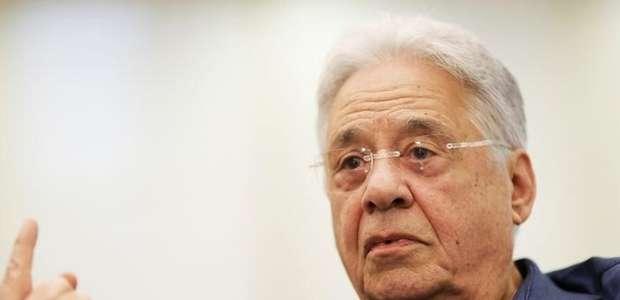 Crise política matou partidos, incluindo PSDB, diz FHC
