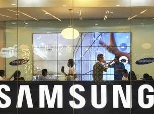 Samsung prevê queda de 60% no lucro do 3º trimestre