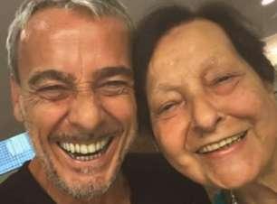 Morre a mãe de Alexandre Borges aos 83 anos de idade