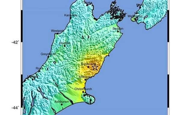 Nova Zelândia emite alerta para tsunami após terremoto